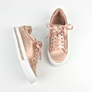 NEW {Jessica Simpson} Drister Lace-Up Sneakers